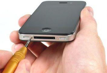Wymienny głośnik iPhone 4: samodoskonalenie