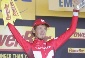 Ilnur Zakarin: biographie et photo