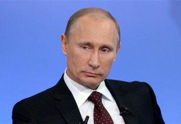 La question qui intéresse tous: « Ce qui rend Poutine? »