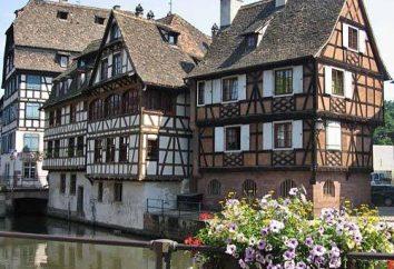 casas de entramado de madera – ¿qué es? Fachada, acabado y diseño de la casa en el estilo de las casas de entramado de madera