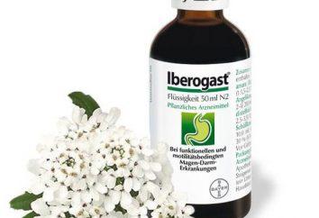 """""""Iberogast"""": reseñas de los médicos. """"Iberogast"""" para recién nacidos: críticas"""