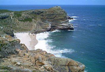 Cabo Agulhas – el punto más al sur de África