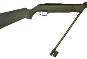 MP-512 con molla a gas: proiettili di velocità, le foto