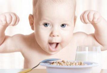Gute Ernährung: ein Rezept für ein Kind bis zu einem Jahr. Was können Sie Ihr Baby ein Jahr geben. Menu Jahre altes Kind von Komarovsky
