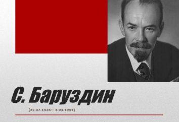Sergey Baruzdin: biografia do autor das crianças