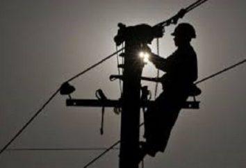 Cómo conectar la electricidad en el país. Polo de electricidad en el país