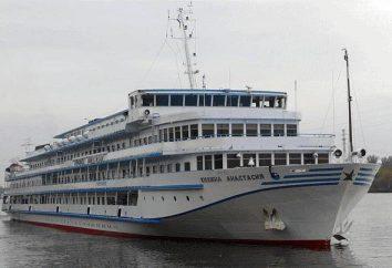 """Rejs statkiem """"Księżniczka Anastazja"""": opinie, opisy, rejsy"""