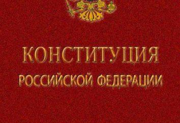 Assemblea costituente della Federazione Russa: lo status costituzionale e legale, la composizione, i poteri, la decisione