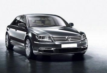 Nowoczesne VW Phaeton – luksusowy samochód