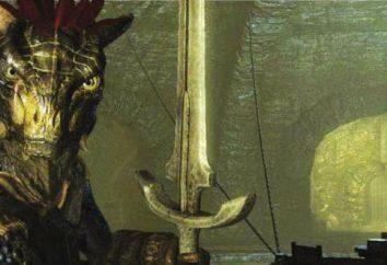 """Argonians, """"Skyrim"""": la descrizione, il passaggio, e codici della moda"""