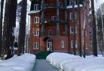 """Relaxe no complexo do hotel """"Via Láctea"""", Novosibirsk"""