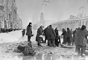 Guerra, o bloqueio de Leningrado. Quantos dias continuaram o bloqueio de Leningrado? O cerco de Leningrado: Anos
