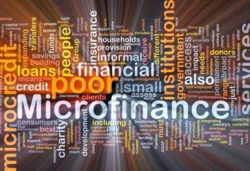 Instytucje mikrofinansowania: listy. instytucja Mikrofinanse – to …