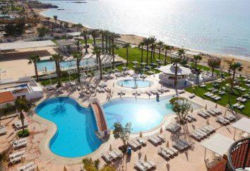 Hotel Constantinos The Great Beach Hotel de 5 *, Protaras, Chipre: uma visão geral, a descrição dos quartos e comentários