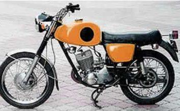 """Motocicleta """"IZH Planet 7"""" – el mejor de una generación"""