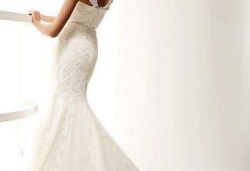 """Abito da sposa """"Mermaid"""" – la scelta perfetta per una sposa felice"""
