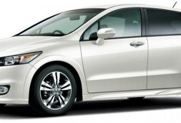 """Honda Stream"": photos, spécifications, commentaires"