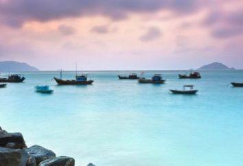 Interessant ist, während einige Meer in Vietnam?