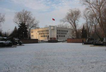 """Voronezh, o museu """"Diorama"""" – o centro da educação militar e patriótica de crianças e jovens"""