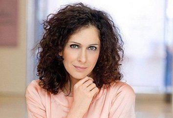 La actriz Ksenia Rappoport: biografía, vida personal, funciones de cine