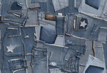 """Eine unterhaltsame Geschichte des Wortes """"Jeans"""""""