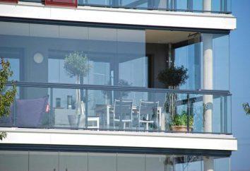 Balkon mit Panoramablick: Das Design, das Für und Wider, Isolierung