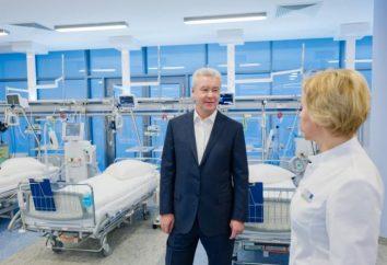 Dlaczego blisko szpital w Moskwie? Co szpital zostanie zamknięty w Moskwie?