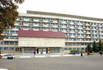 """Mashuk"" – Sanatorium (Pyatigorsk): description, caractéristiques, avis"