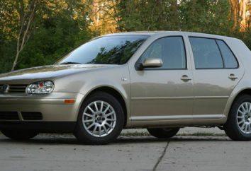 Volkswagen Golf 4: specyfikacje, zdjęcia i opinie