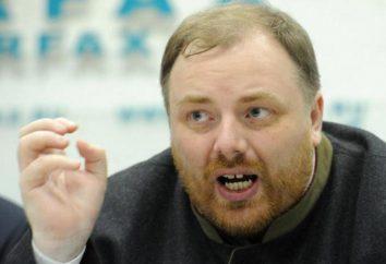 Kholmogorov Egor: biographie du journaliste. Faits intéressants sur les journalistes et le style de ses œuvres