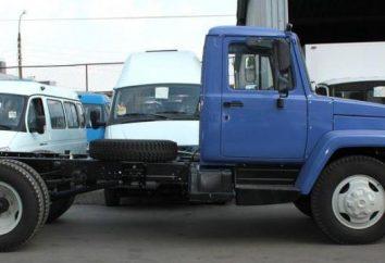 GAZ-3507 (SAZ): l'histoire, les caractéristiques physiques,
