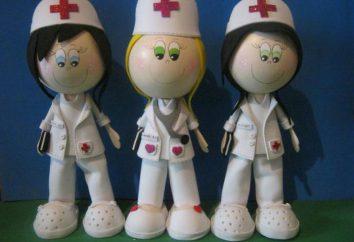 Fofucha – bonecas de foyamira. Aula principal com foto