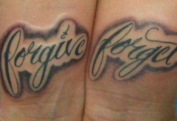 tatuaże napis na przeniesienie Łacińskiej dziewcząt