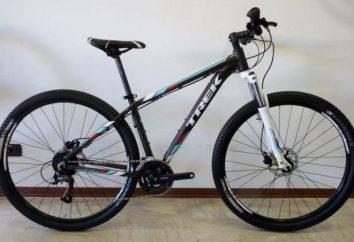 Trek – rowery dla dzieci, dorosłych, górskim. Przegląd i opinie