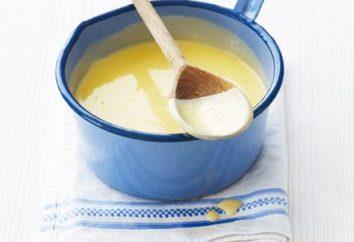 Custard ciasta krem custard. Custard: klasyczny przepis