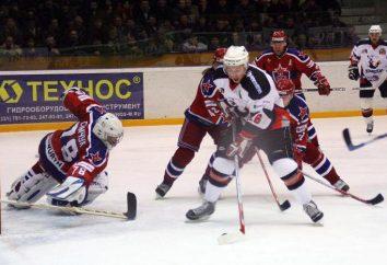 Hokej na lodzie Dmitrij Utkin