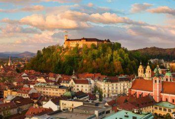 Słowenia: odpoczynek i leczenie. Zdjęcia i opinie