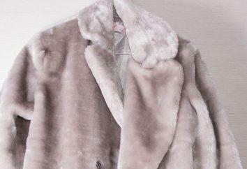 Zalecenia dotyczące sposobu czyszczenia mutonovuyu płaszcz w domu