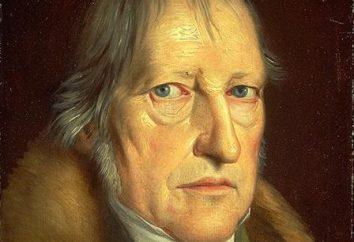 La philosophie dialectique de Hegel