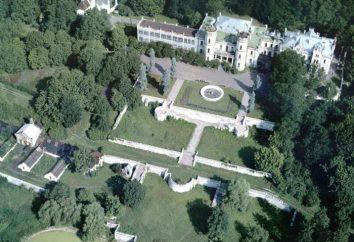 Sharovsky Castle: Beschreibung, Geschichte. Sehenswürdigkeiten Kharkiv Region