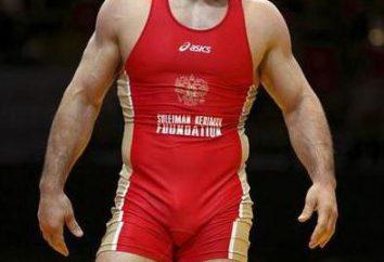 Chadżymurat Gacałow: mistrz olimpijski w freestyle wrestling