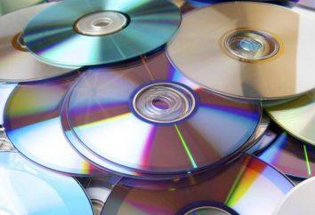 Di CD contraffatti: passo per passo le istruzioni e le foto