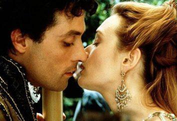 """""""Honest Courtesan"""": atores e papéis. Breve trama do filme"""