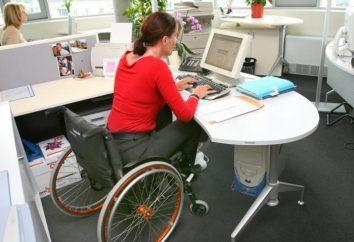 Vantaggi disabilitate 2 gruppi: informazioni utili