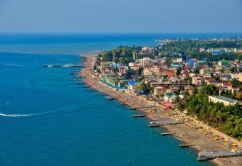 """I migliori hotel a Sochi in riva al mare. Alberghi a Sochi, che lavorano sul sistema """"all inclusive"""". Elenco, descrizione e recensioni"""