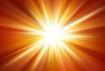 ¿Qué es la luz? , fuentes de luz de luz. luz del sol