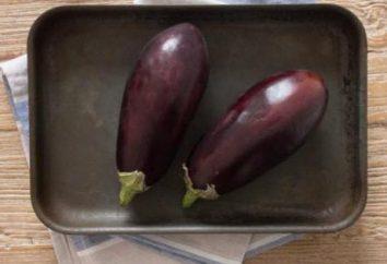 aubergines séchées. Les meilleures recettes