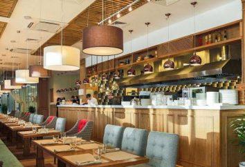 """""""Grano saraceno"""" – un ristorante a San Pietroburgo, indirizzo, recensioni, foto"""
