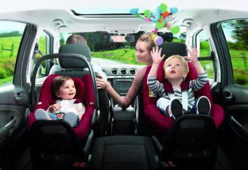 Sièges d'auto Concord – le meilleur pour bébé