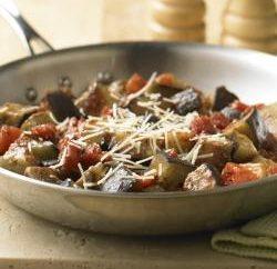 Duszony bakłażan: gotować w domu z prostych składników